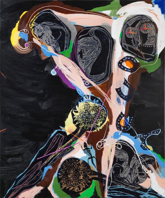 Adam Saks, 'Infinite Voyage / Lizard', 2018, Galerie Forsblom
