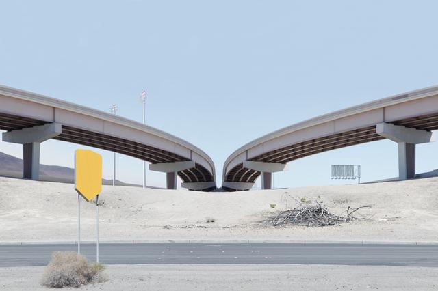 , 'Highway 2,' 2010, Robert Berman Gallery