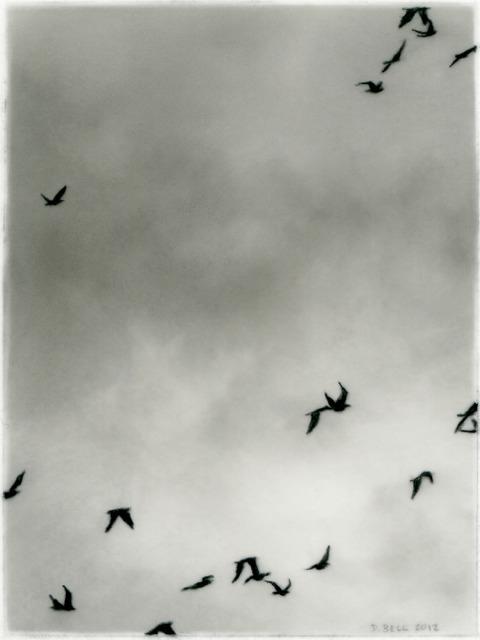 , 'Flock, 5,' 2012, Garvey | Simon