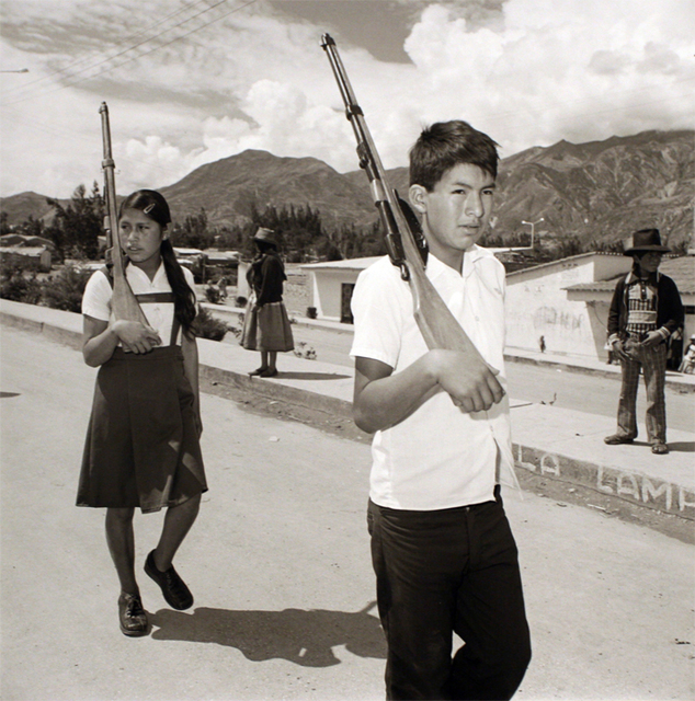 , 'Untitled, New Yungay, Peru,' 1980, Bruce Silverstein Gallery