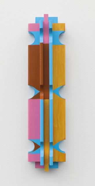 , 'Tacubaya,' 2015, Klowden Mann