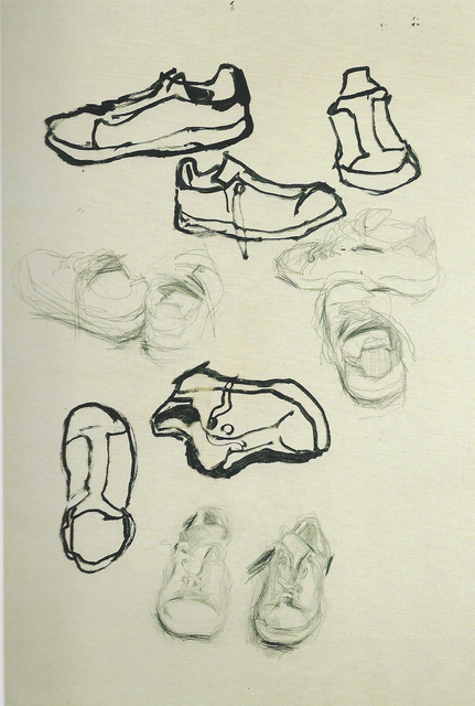 , 'Untitled (Shoes),' ca. 1986, Gallery One
