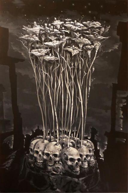 , 'Flores del mal,' 2016, Lyle O. Reitzel