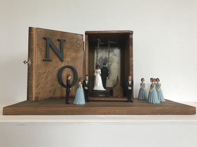 , 'No,' 2014, Canal Street Art Gallery