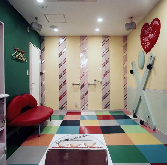 Misty Keasler, 'Cake Room, Snowman's Hotel, Kobe', 2005, Museum of Contemporary Photography (MoCP)