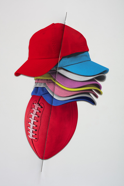 Kathryn Andrews, 'Make America Rainbow Again', 2018, David Kordansky Gallery