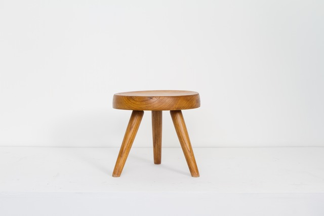 Charlotte Perriand, 'Wood stool,' ca. 1950, Magen H Gallery