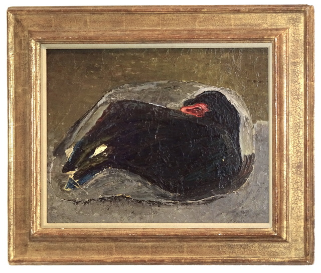 , '$25,000 - The Bird of the Inner Eye,' 1935, Kim Eagles-Smith Gallery