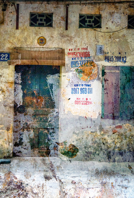 , 'Wall in the city,' 2017, Photo Gallery Artisan