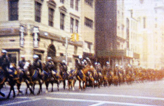 , 'The Cavalry, February 15, 2013, New York City,' 2004, MIYAKO YOSHINAGA