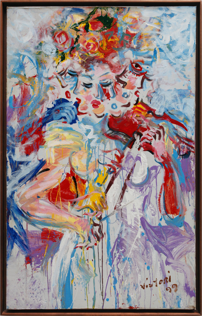 , 'The Violin Player,' 1999, VICTORI+MO CONTEMPORARY