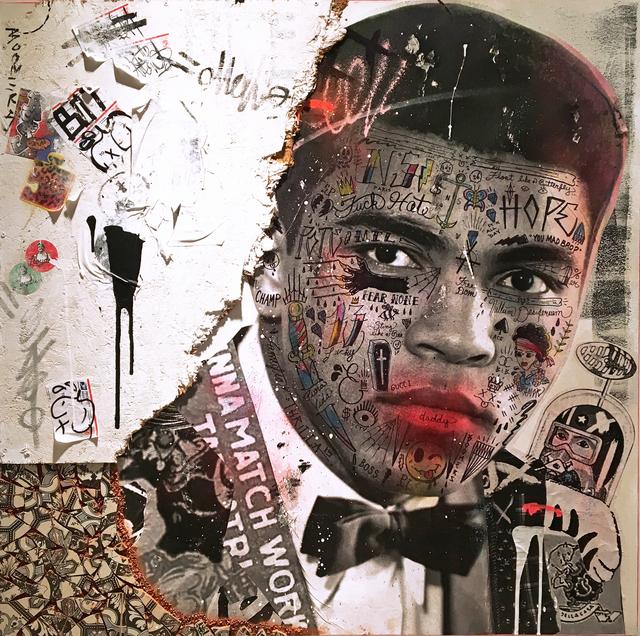 , 'Mr Cassius Clay (M. Ali),' 2018, NextStreet Gallery