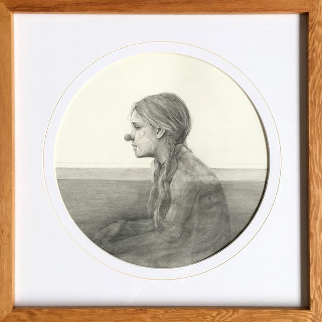, 'Caroline Sketch,' 2018, StolenSpace Gallery