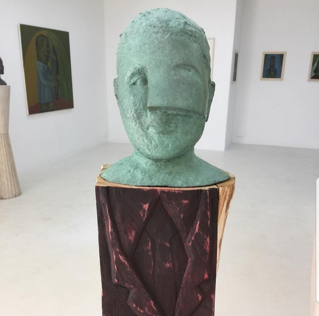 Salah Elmur, 'Untitled ', 2017, Gallery MOMO