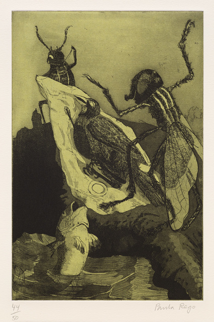 , 'Who Killed Cock Robin I,' 1989, Marlborough London