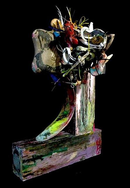 "Duane Paul, '""Monica..."" Mixed Media Sculpture ', 2010-2019, Wallspace"