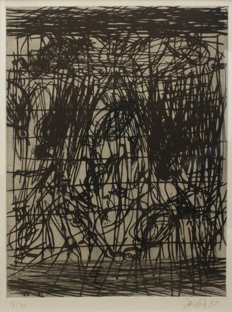 Georg Baselitz, 'Untitled', 1988, Yodo Gallery