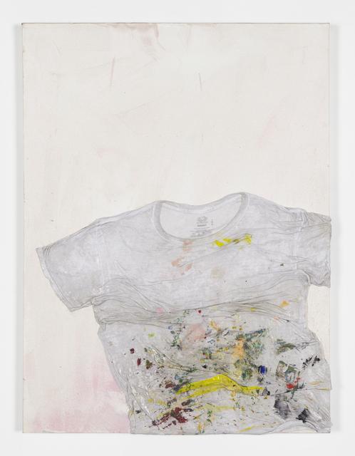 , 'T-Shirt,' 2017, Galerie Nathalie Obadia