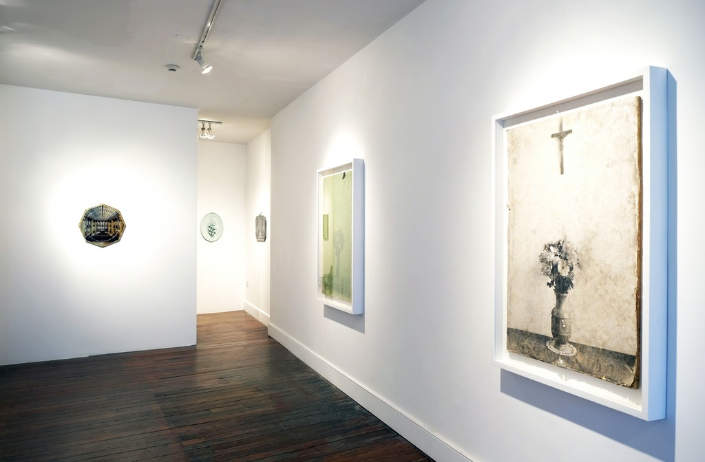 Archaeologies | CHARLE SMITH LONDON | Installation view (6)