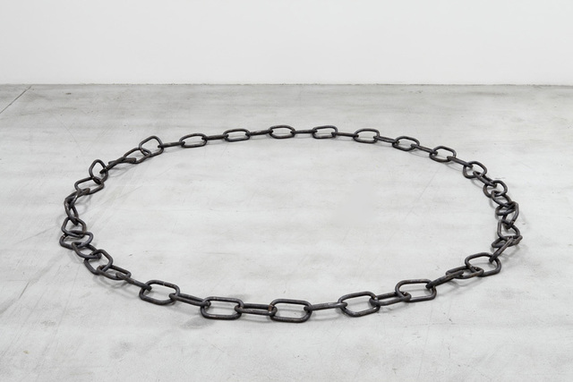 , 'Chain,' 2009, Galleri Nicolai Wallner