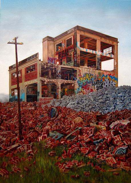 Jessica Hess, 'Demolition Day', 2011, Hashimoto Contemporary