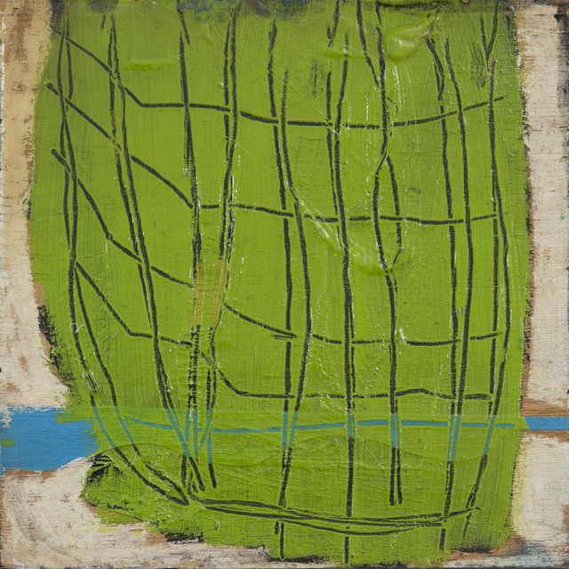 , 'MR # 11,' 2016, Matthew Rachman Gallery