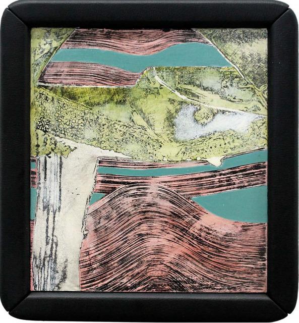 , 'untitled (Alpenpanorama IV),' 2016, galerie burster