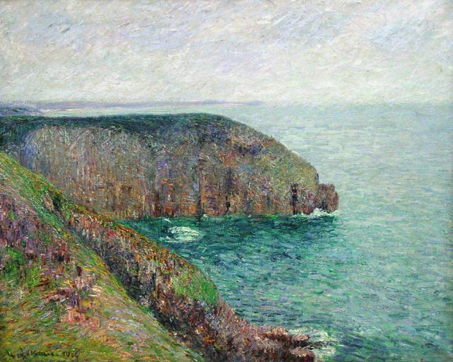 , 'Les Falaises, Cap Frehel,' 1906, Anderson Galleries