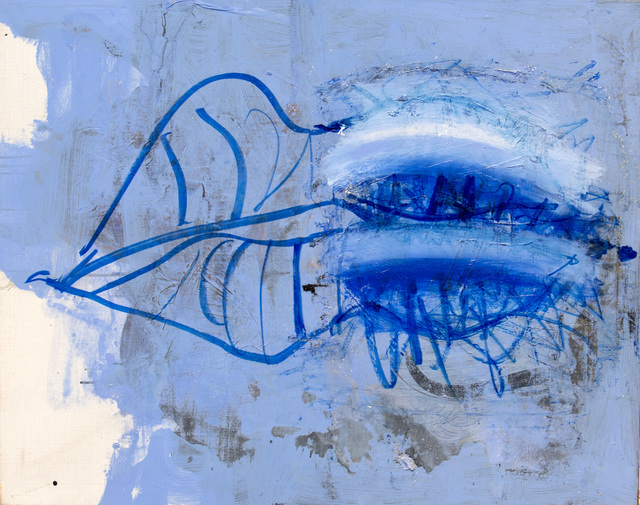 , 'blue mouth,' 2012, Artemons Contemporary