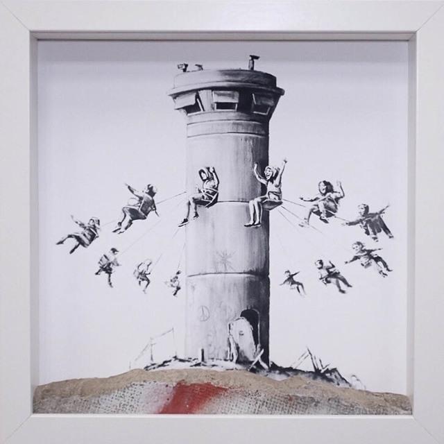 Banksy, 'Walled Off Hotel Box Set', 2017, Marcel Katz Art