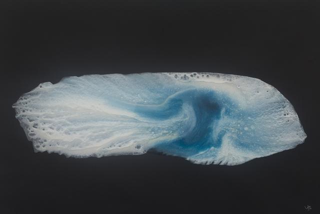 , 'Tidal,' 2014, al markhiya gallery