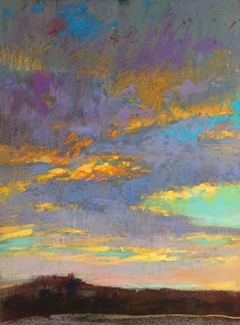 , 'Wisps of Sun,' 2018, 530 Burns Gallery