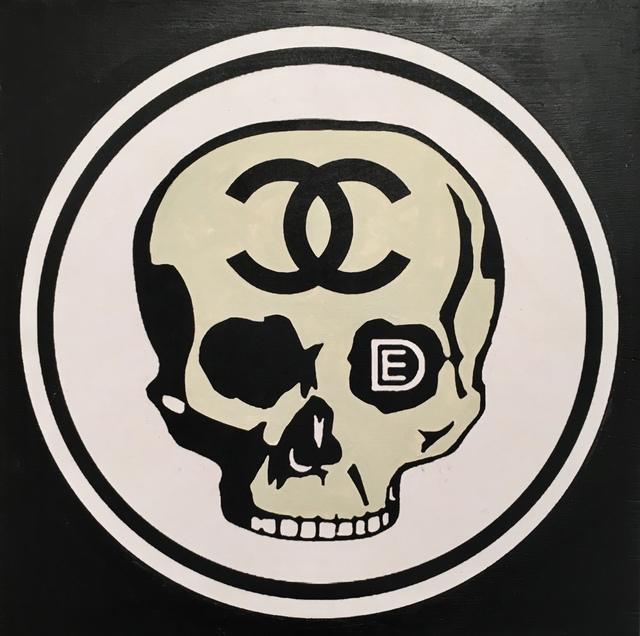 , 'De Chanel Skull,' 2018, Deep Space Gallery