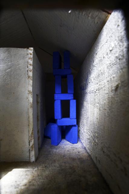 , 'Casa da ilha - azul,' 2015, Celma Albuquerque Galeria de Arte