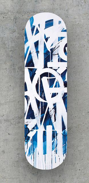 RETNA, 'RETNA Beyond the Streets Skateboard Deck', 2018, Lot 180