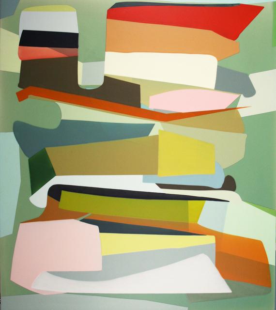 Susan Dory, 'Karen Carpenter Polestar', 2019, Winston Wächter Fine Art