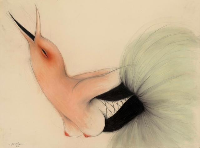 Miss Van, 'Dancing Bird ', 2012, Isabel Croxatto Galería