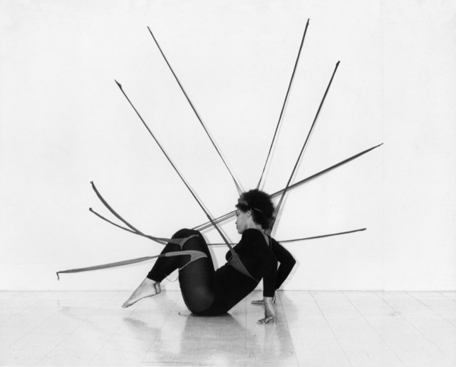 , 'Performance Piece,' 1978, The Studio Museum in Harlem