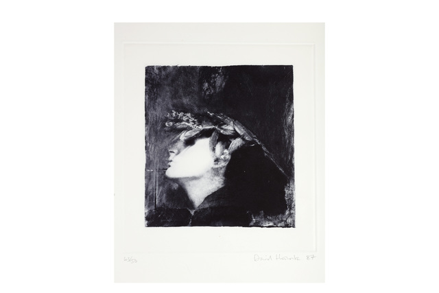 David Hiscock, 'Head With Laurels', 1987, Chiswick Auctions