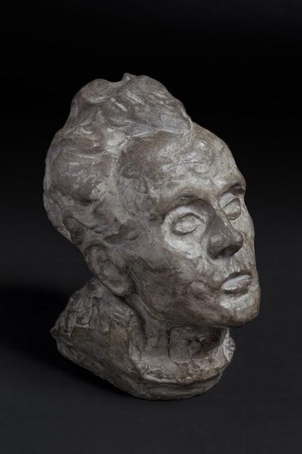 , 'Self-Portrait,' 1917, Galerie St. Etienne