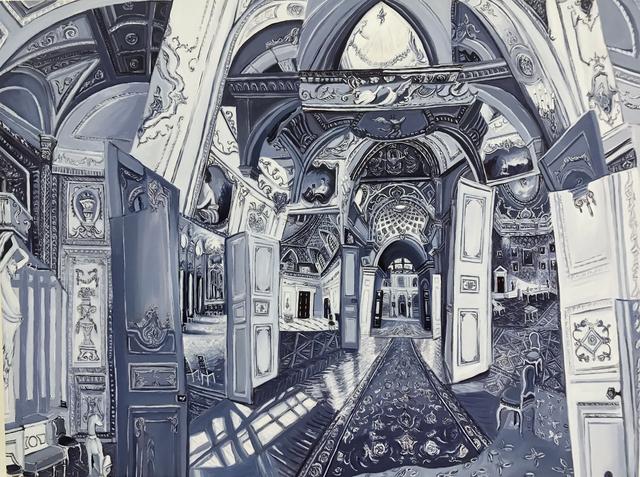 , 'Beginnings,' 2017, SILAS VON MORISSE gallery