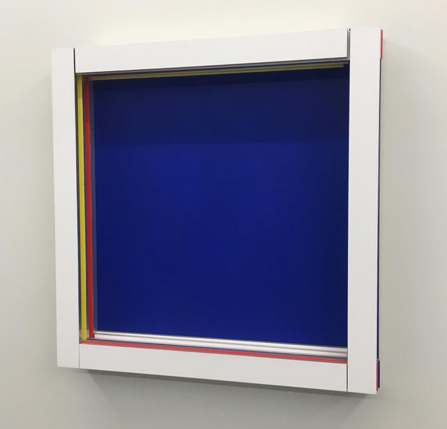 , 'Blau Rot Gelb Weiss,' 1994, Schacky Art & Advisory
