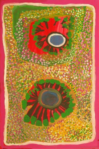 , 'Ngatarrngatarrjarti & Yirrkilijarti- Two Jumu,' 2010, Rebecca Hossack Art Gallery