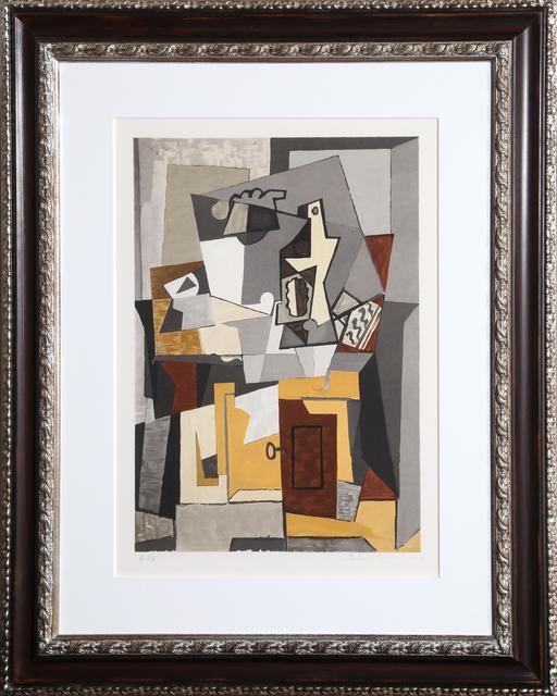 Pablo Picasso, 'Nature Morte a la porte et a la clef, 5-C', 1979-1982, RoGallery