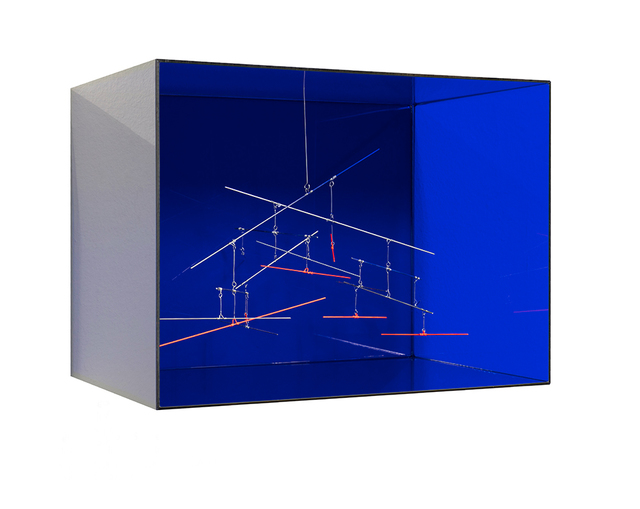 , 'Colour Space 11:52,' 2017, Mario Mauroner Contemporary Art Salzburg-Vienna