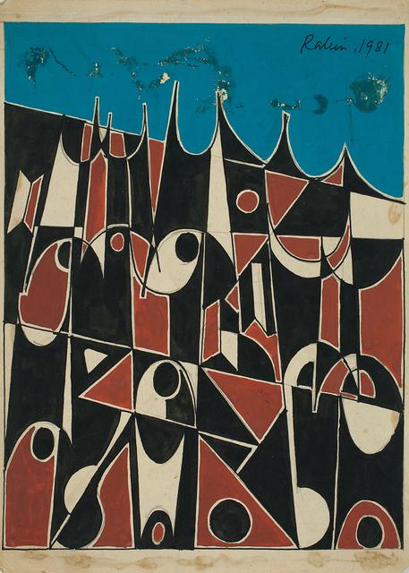 , 'Untitled,' 1981, Dag Modern