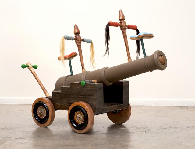 , 'Teeter,' 2015, Catharine Clark Gallery