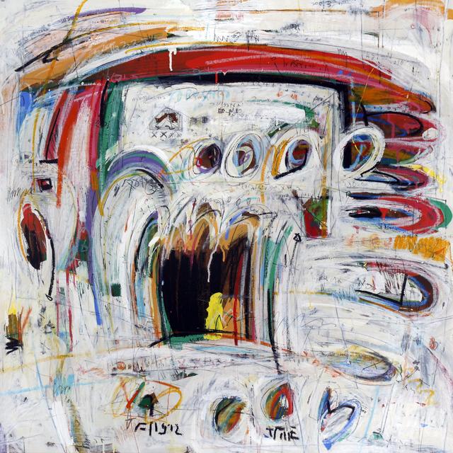 , 'Unreadables 10,' 2019, ART MORA