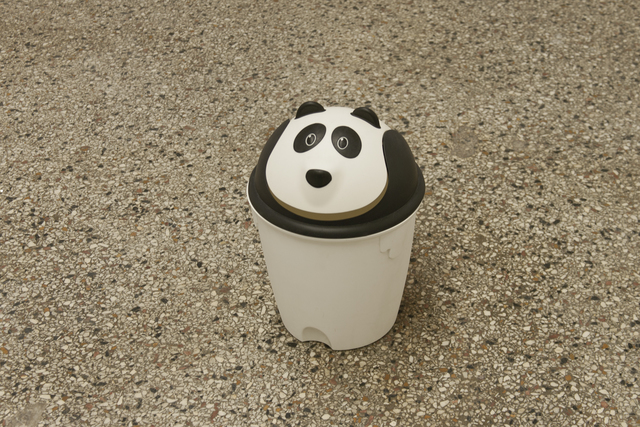 , 'Everything about the contemporary is panda,' 2016, Rodriguez Gallery