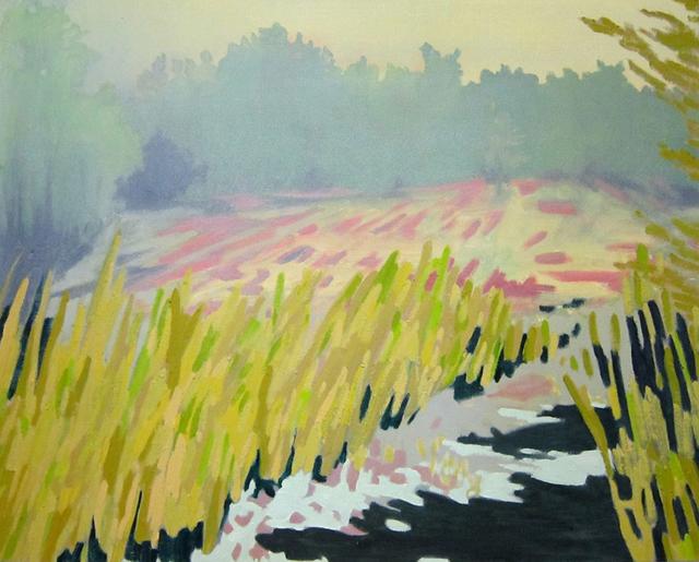 , 'River Road,' 2015, J. Cacciola Gallery